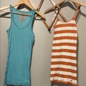 Hollister tank bundle